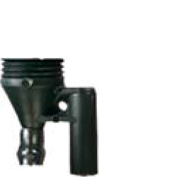 "Adapter 1/2""M for stand 50"
